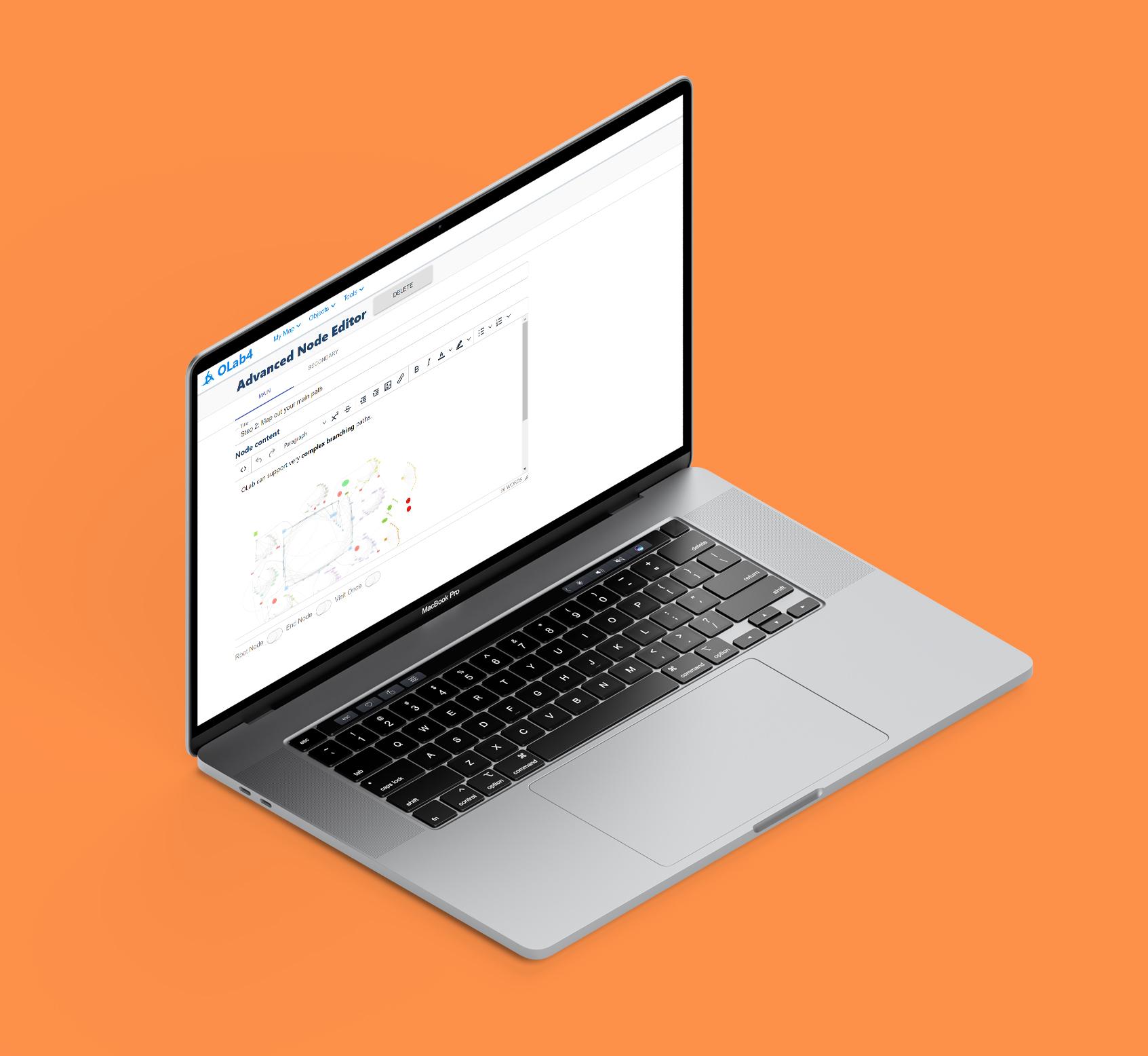 Olab Platform Modernization