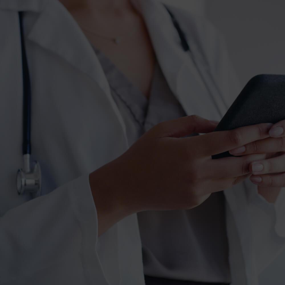 healthcare app company