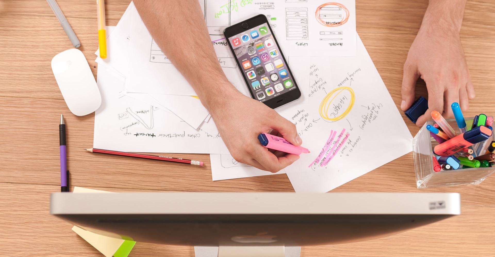 startup business plan for mobile app